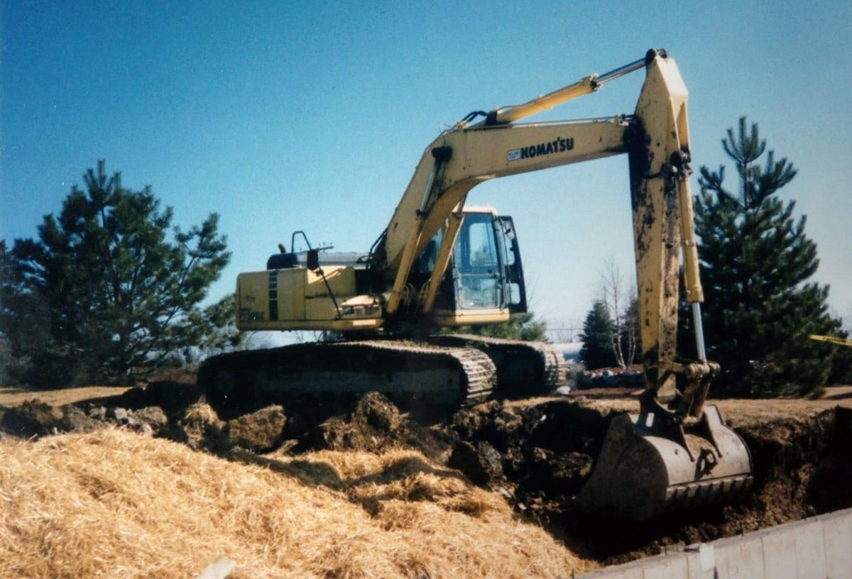 Genoa City, WI. Excavating Services