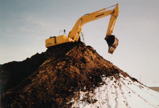 Woodstock, IL. Excavating Services