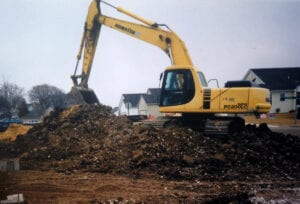 Twin Lakes, WI. Excavating Services