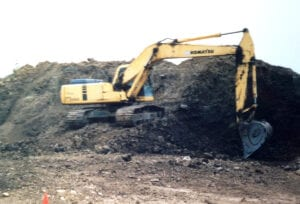 Woodstock, IL. Excavating & Site Work