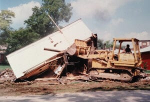 Woodstock, IL. Demolition Services