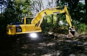 Ringwood, IL. Land Clearing